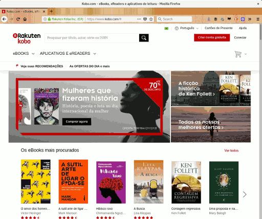 Imagem do site