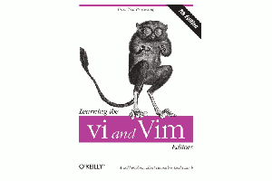 Resenha de livro: Vi and Vim, de Arnold Robbins.