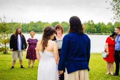 Sarah and Arthur Pagan Wedding at Dominion Arboretum Ottawa