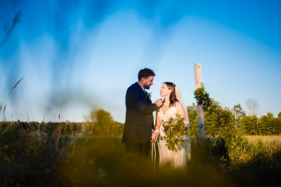 Constance and Alessandro Pagan wedding at Strathmere Ottawa