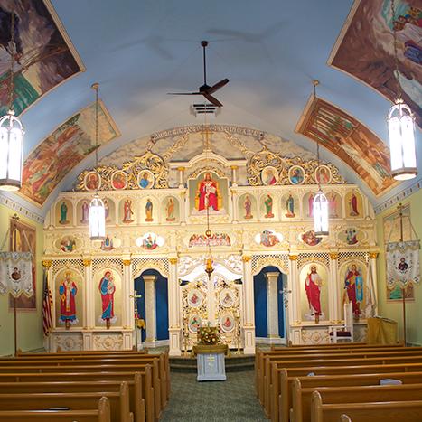 St. Michael's Orthodox Church  Clymer, PA
