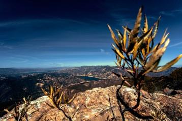 Lake Berryessa near Winters, CA