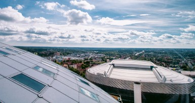 SkyView at Ericsson Globe