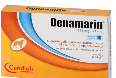 DENAMARIN-225MG-30CPR
