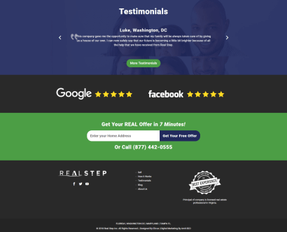 elicus-real-estate-website-development-footer