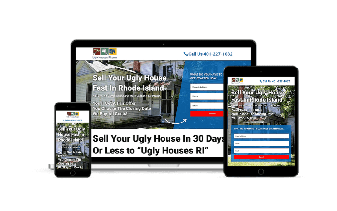 Ugly Houses RI