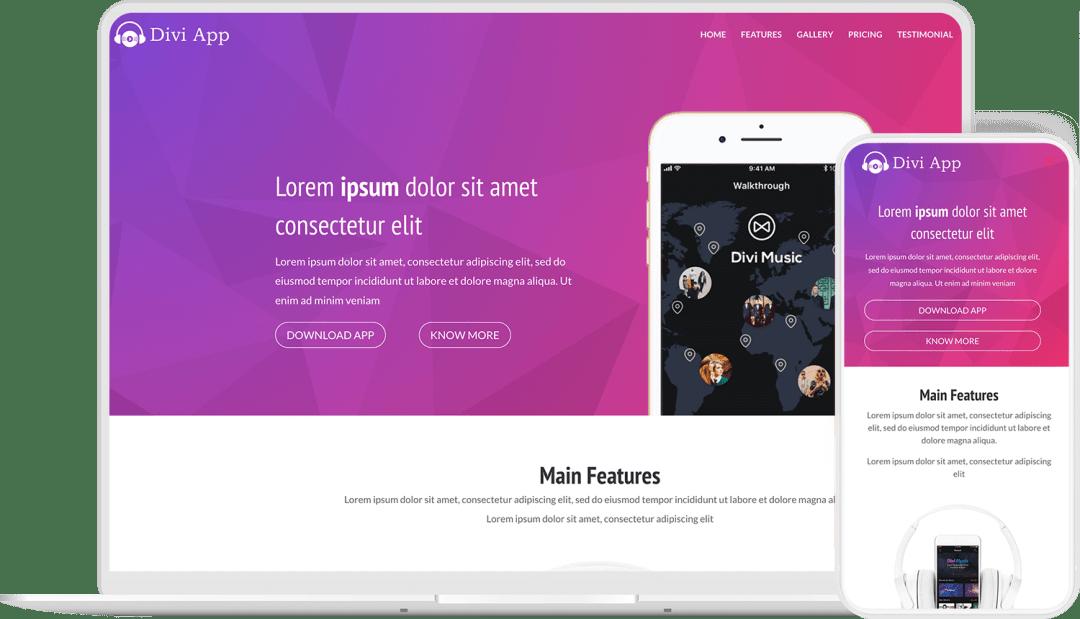 Divi-App