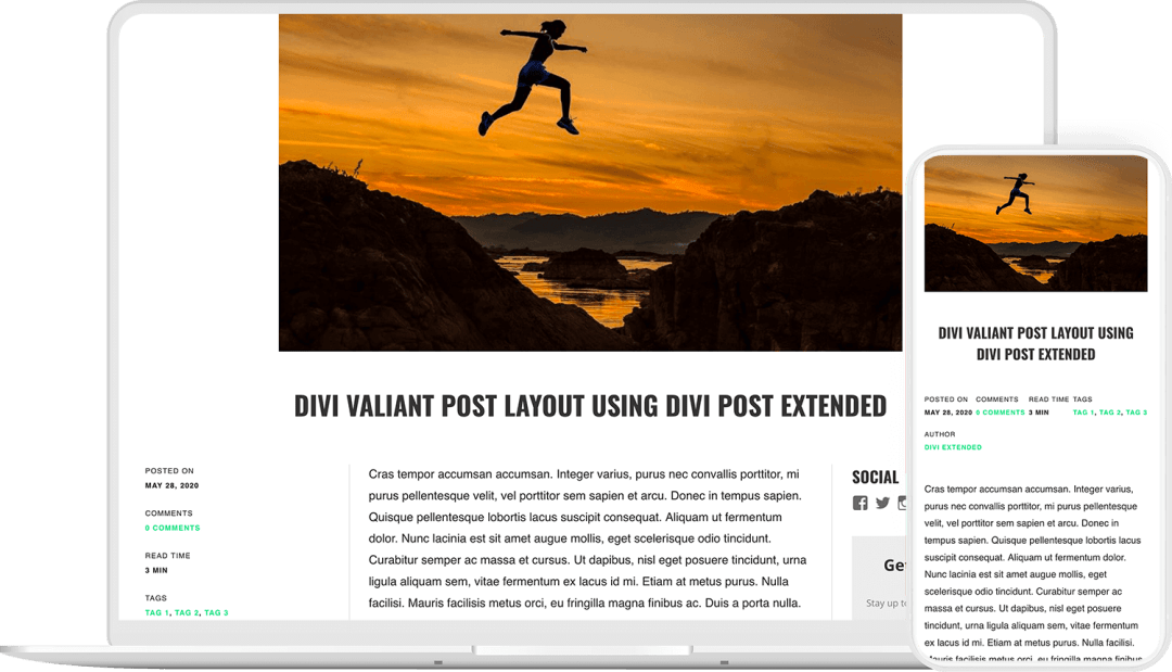 Divi-Post-Extended