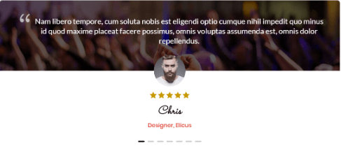Divi Testimonial Extended layouts