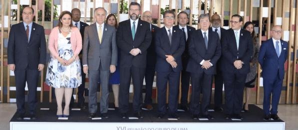 DDHH solo para algunos esta semana: gobierno chileno no habla sobre Chile, pero exhorta Venezuela.