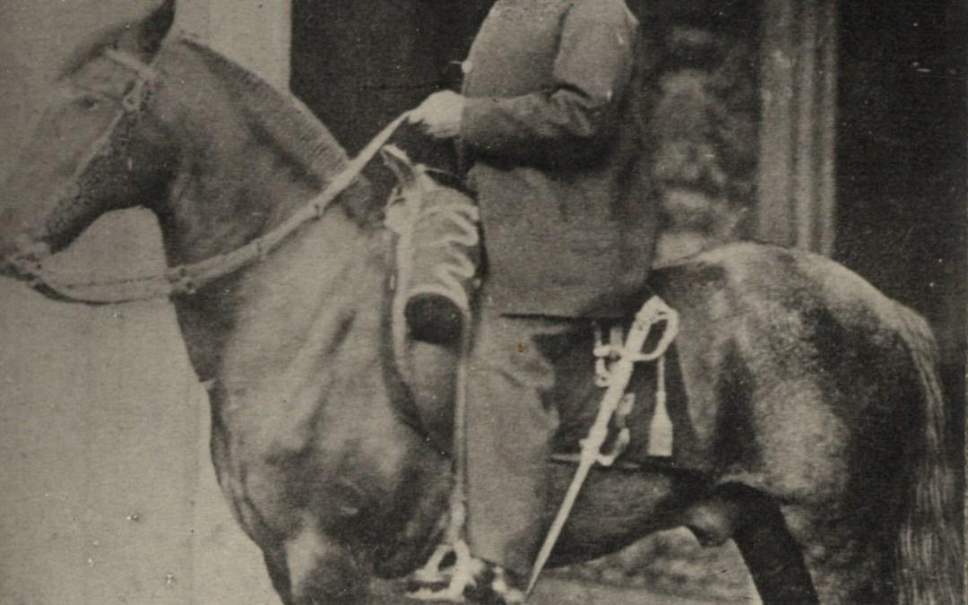 La antigua cultura de violencia ¿Quién era el General Baquedano?