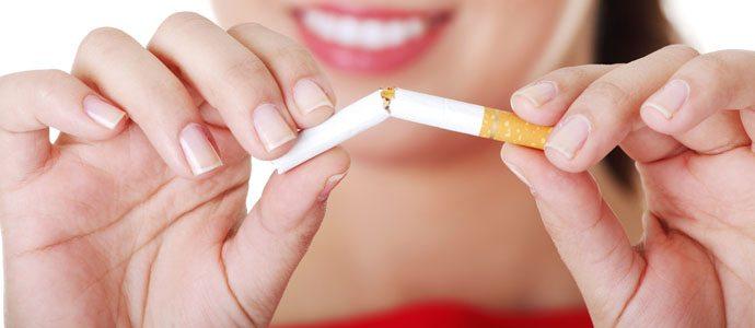 Deixar de fumar não é uma meta fácil. Por isso, quando mais suporte, melhores são os resultados.