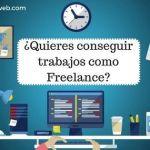 Portales web para encontrar trabajo como freelance