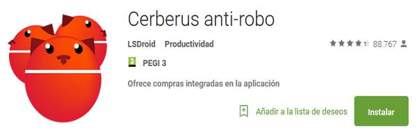 app anti-robo