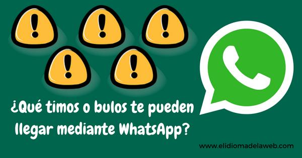 Los 5 tipos de bulos más comunes que circulan por WhatsApp