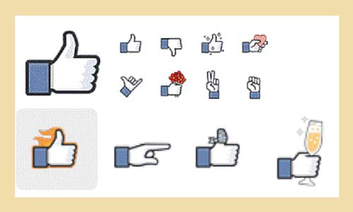 Excesivos me Gusta en Facebook