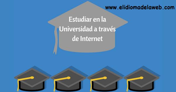 estudiar en la Universidad online