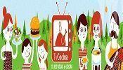 redes sociales especializadas en cocina
