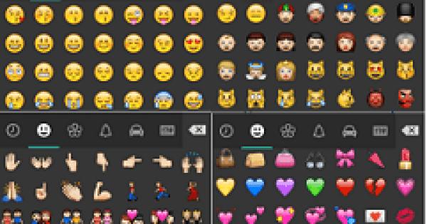 Una imagen dice más que mil palabras: usando los Emojis