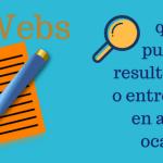 Webs que te pueden resultar útiles o entretenidas en alguna ocasión (II)