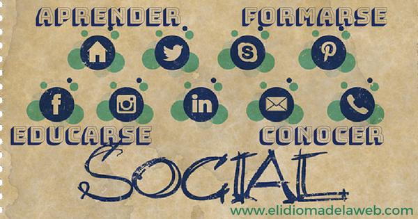 Las redes sociales en el aprendizaje moderno