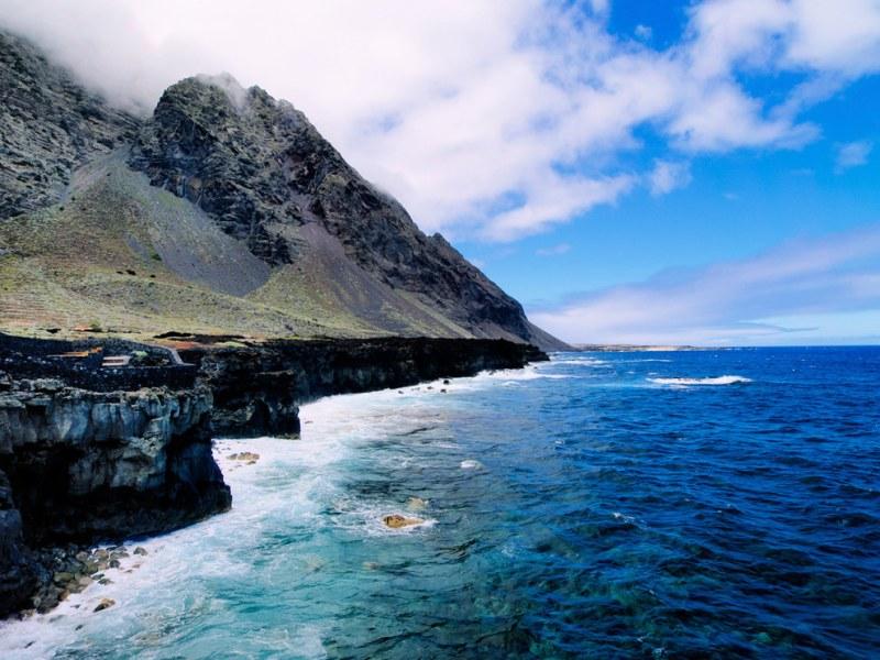 Ilhas Canárias: Falésias diferenciadas