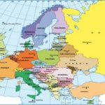 Mapas da Europa