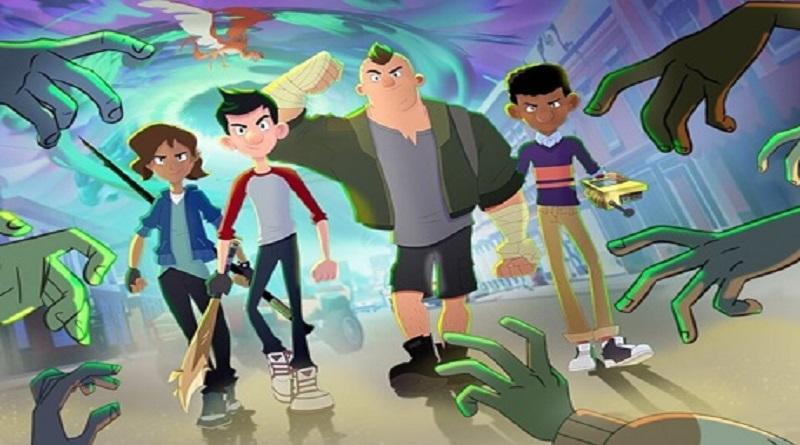 Nova temporada de '4 Contra o Apocalipse' estreia na Netflix