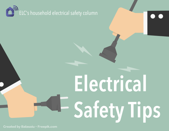 ELC's electrical safety tips