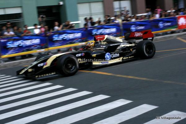 Globe Slipstream Formula 1 Marlon Stockinger