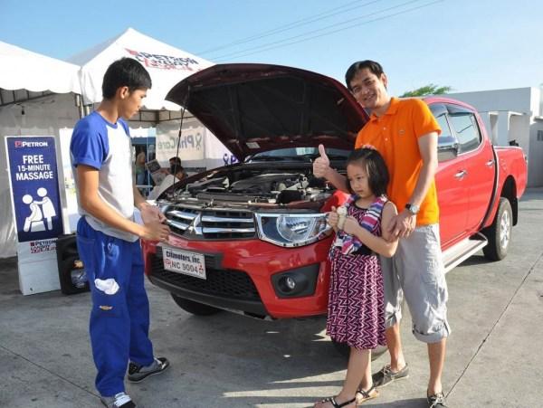 Petron Lakbay Alalay Customers