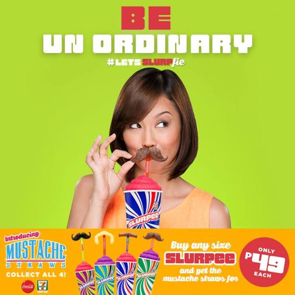 Be un ordinary Lets #slurpfie