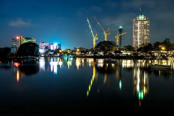 Colombo least noticed skyline