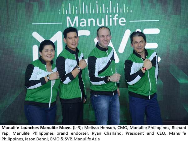 Manulife Philippines Unveils ManulifeMOVE: A Simple Way to Earn Premium Discounts By Being Active
