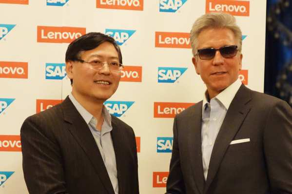 SAP and Lenovo Plan to Bring Advanced Solutions to the New Digital Economy