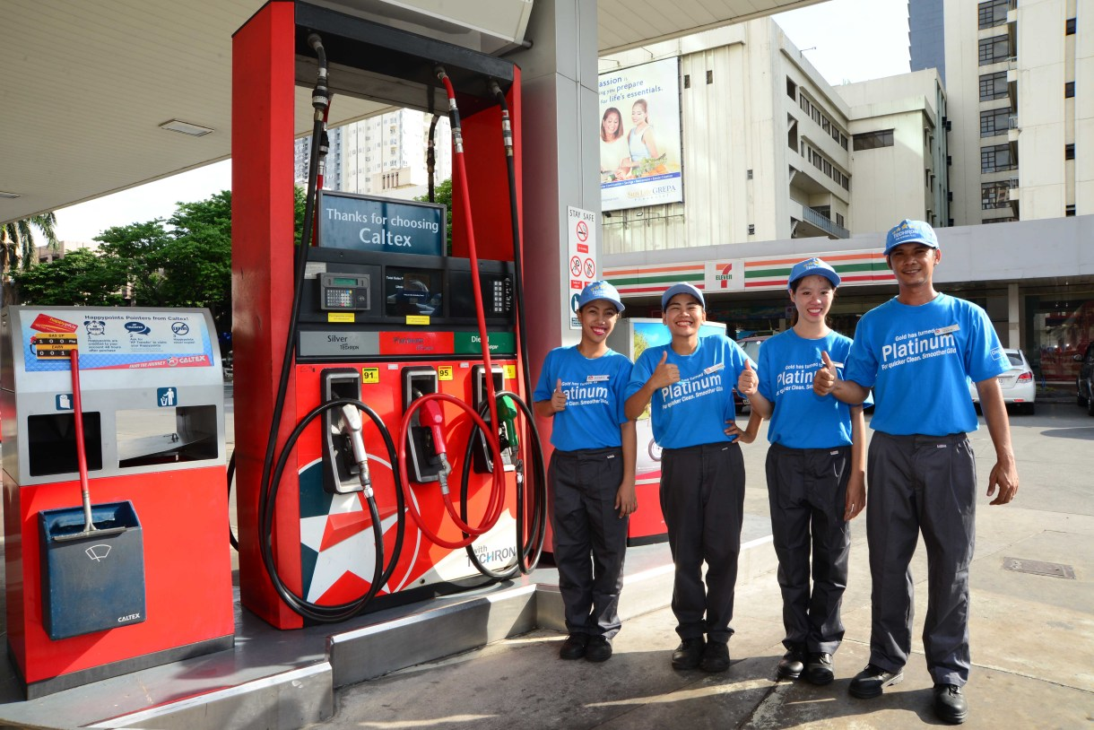 Caltex all-new Techron Glides into Retail Stations
