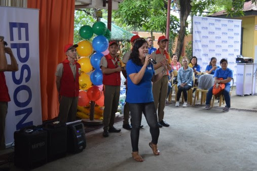Epson Philippines Corporation continues to strengthen its nation-building activities for various communities in the country.