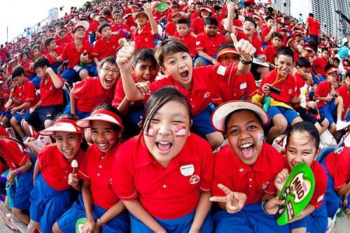 Câu chuyện kể về tư duy ngôn ngữ của người Singapore và bài học cho người Việt nhìn lại cách học tiếng Anh của mình.