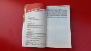Guide du Routard - Pages Itinéraires Conseillés