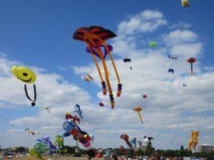 Festival du Cerf Volant à Southsea - Portsmouth