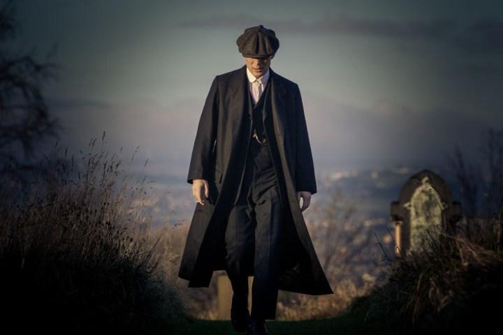 Thomas Shelby - joué par Cillian Murphy