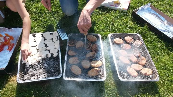 Barbecue jetable en Angleterre - Mon Expérience Voyage