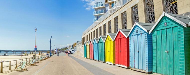 Prix d'un séjour linguistiques à Bournemouth, Angleterre