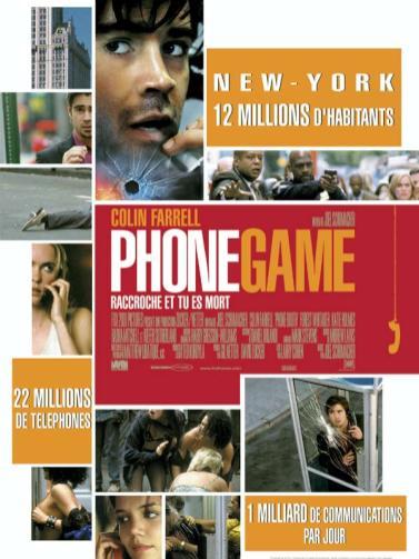 Titre français : Phone Game