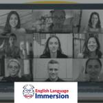 Cours d'anglais en classe virtuelle
