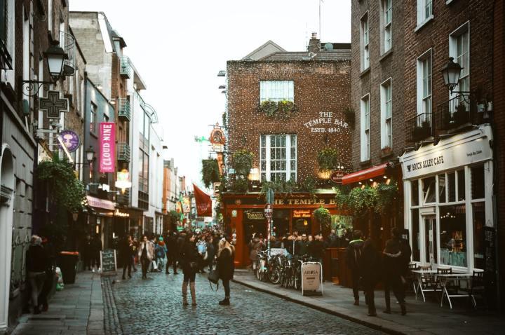 Privilégier l'Irlande pour l'anglais avec le Brexit