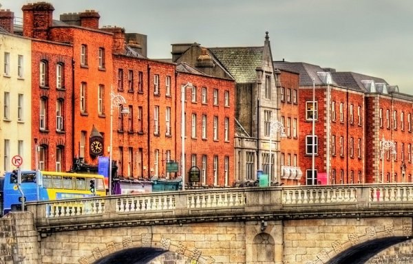 Cours d'anglais + Stage à Dublin, Irlande