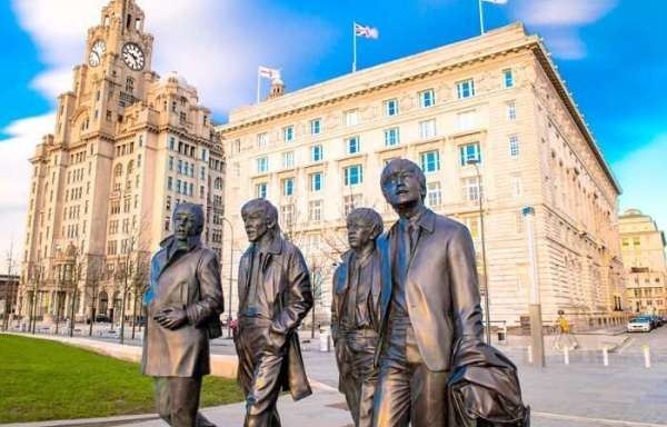 Cours d'anglais à Liverpool