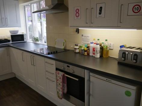 Cambridge - Cuisine partagée dans Résidence étudiante - £205 par semaine