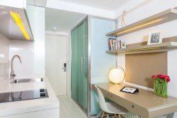 Londres - Studio dans Résidence étudiante - £350 par semaine